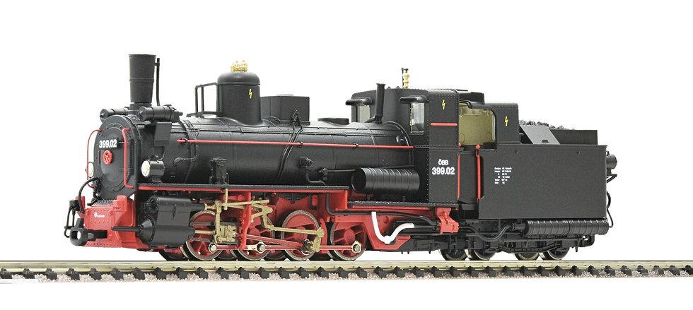 Roco 33276. Locomotora HOe Austriaca serie 399.02
