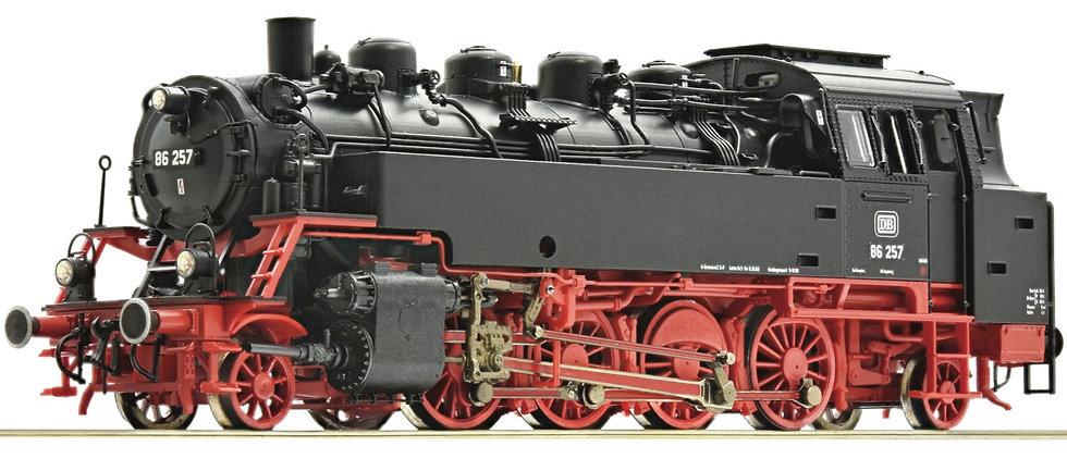 Roco 73022, Locomotora a vapor BR 86, DB,  época III