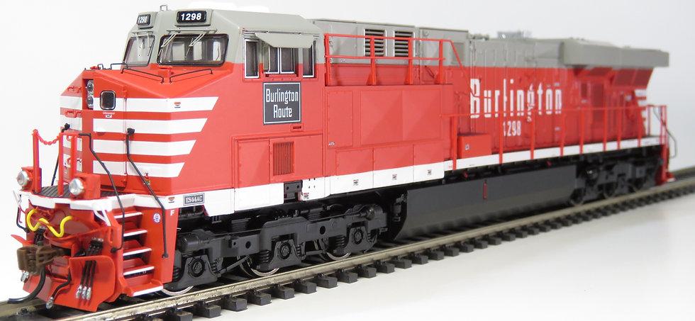 ATHEARN GENESIS ATHG83071, Locomotora ES44AC CB&Q #1298