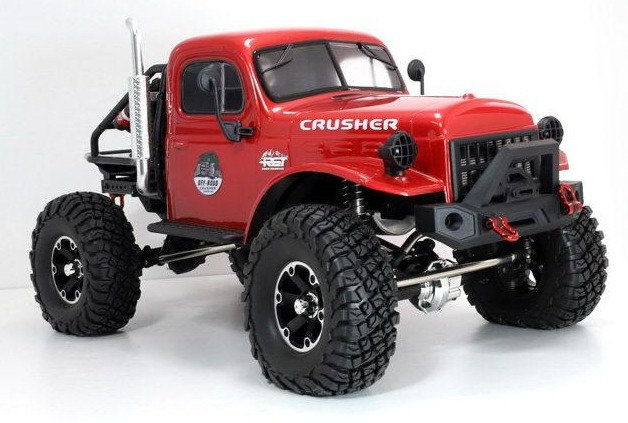 RGT 86181, 1/10 Crawler Crusher 4WD RTR, colores