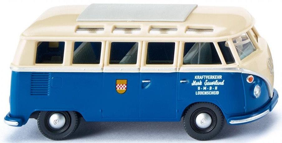 "Wiking 079726, VW T1 Sambabus ""Mark Sauerland"""