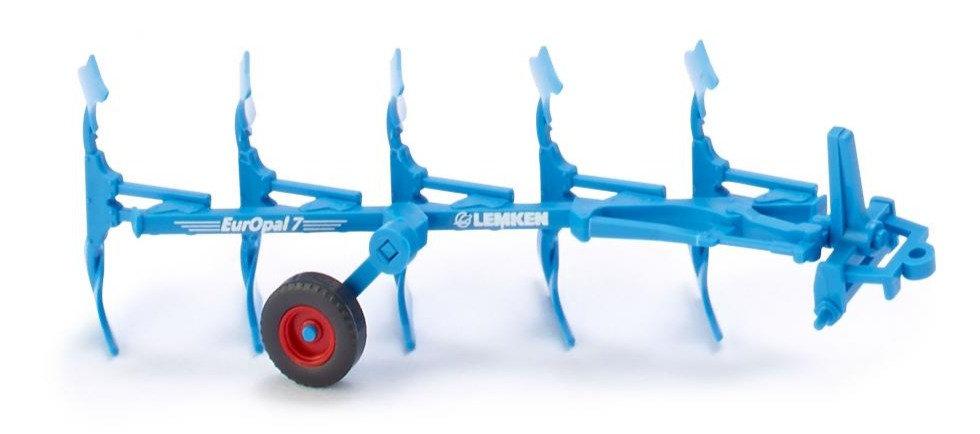 WIKING 37802, Lemken-Pflug EurOpal 7