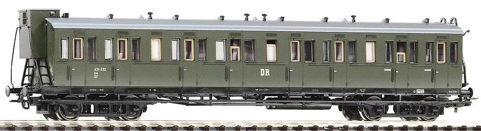 Piko 53212, Coche compartimento 2° clase, DR, época III