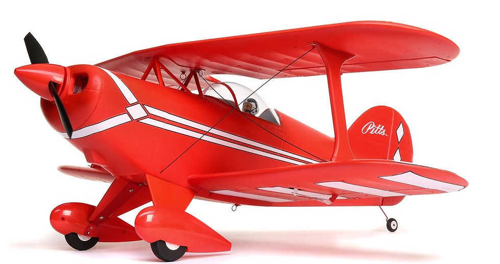 EFL35500, Pitts S-1S BNF Basic with AS3X and SAFE Select