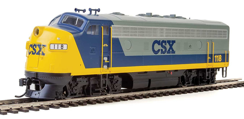 WALTHERS 9940, Locomotora EMD F7 A -   CSX