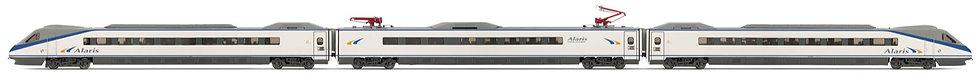 """Electrotren E3465, Automotor de alta velocidad EMU S-490 """"Alaris"""", época V"""