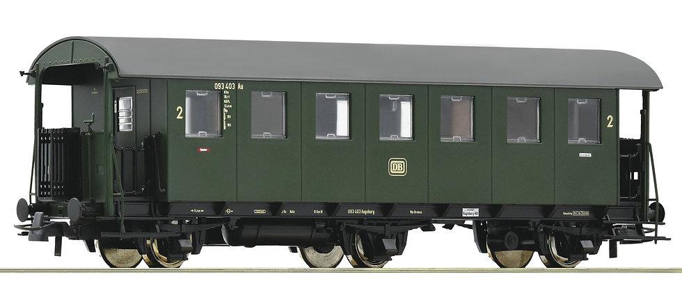 Roco 64993, Coche alemán, DB, época III