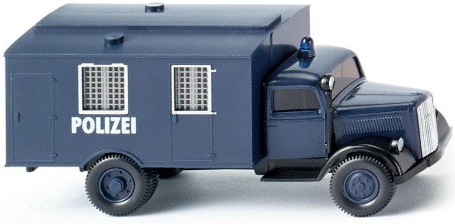 Wiking  086435, Policía Opel Blitz
