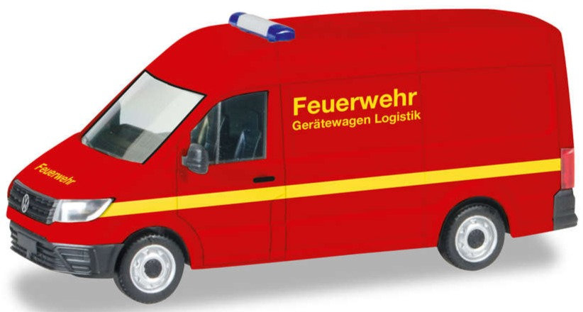 Herpa 93477, VW Crafter HD Bomberos