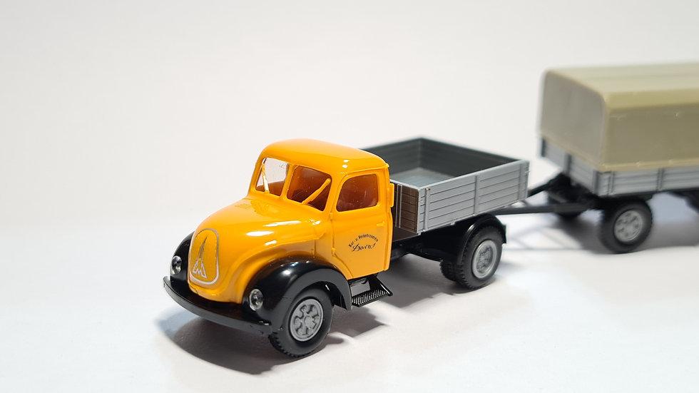 BREKINA, Camion Magyrus