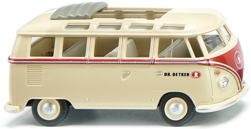 "Wiking 079723, VW T1 Samba bus ""Dr. Oetker"""