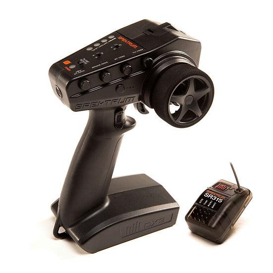 Combo DX3 Smart 3-Channel transmisor con  SR315 receptor
