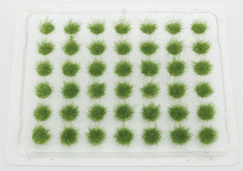 """Scene Master 1111, Pack de 42 """"Grass Tufts"""", alto 0,6 cm"""