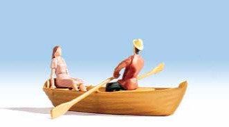 Scene Master 6062, Bote con dos personas