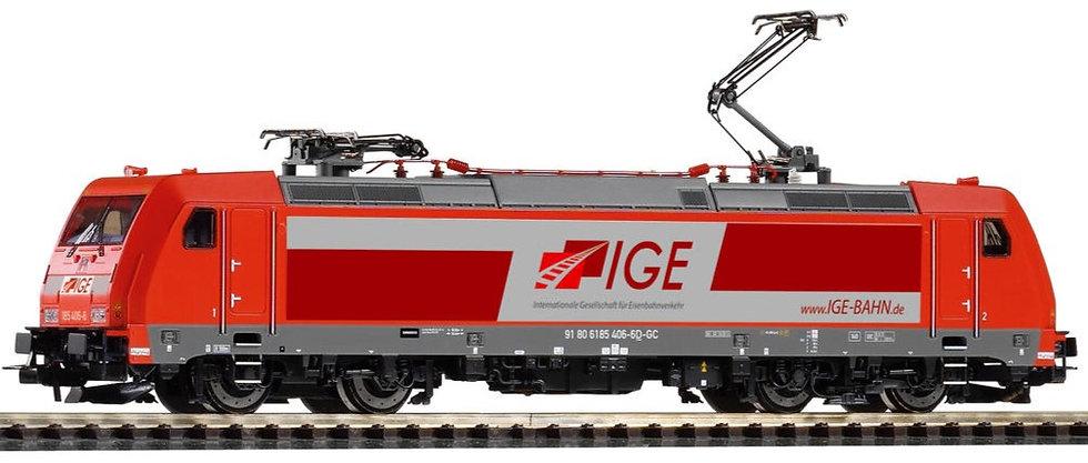 PIKO 59146, Locomotora eléctrica BR 185.2 IGE, época VI