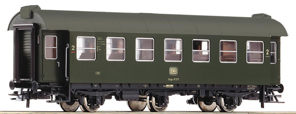 ROCO 54291. Coche 2° clase, DB. Época IV.