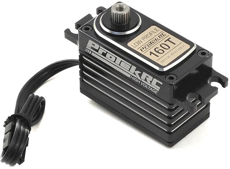 Protek PTK160T, Servo Low Profile High Torque Metal Gear Servo High Voltage
