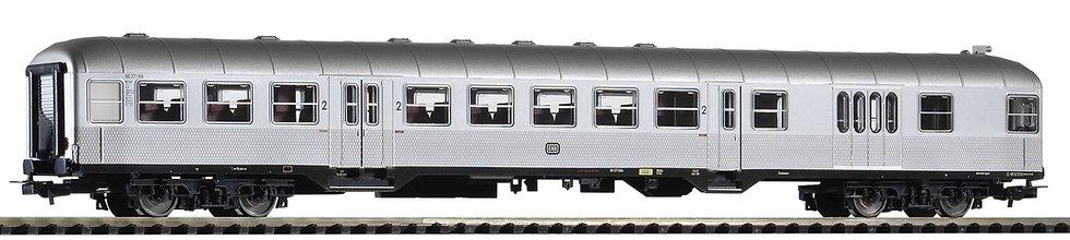 Piko 57667, Coche  cabina  Silberling 2° clase, DB, época III
