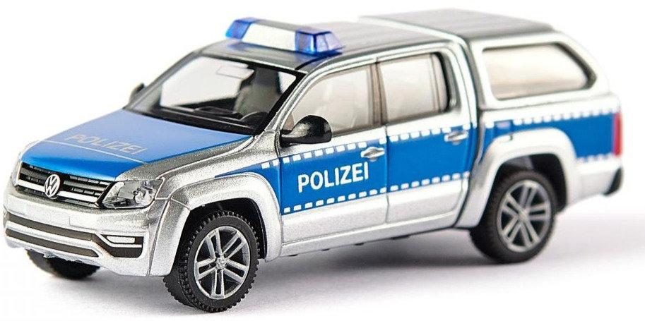 Wiking 031147,  Polizei VW Amarok GP Comfortline