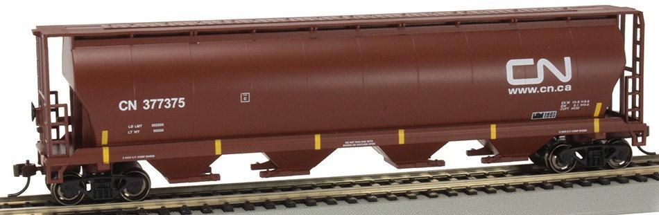Bachmann BAC19103, Hopper cilindrico CN rojo óxido