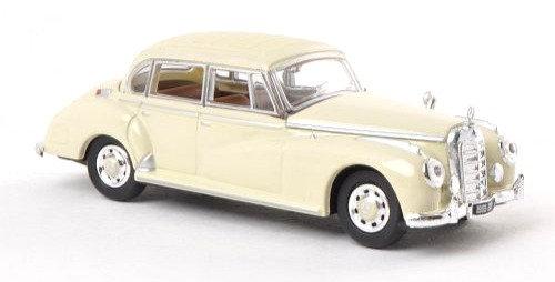 Brekina Rik38412, Mercedes 300 C Limousine, beige, 1955