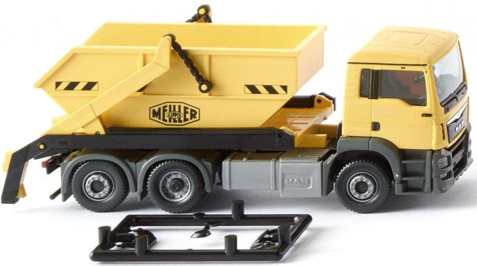 Wiking 067906, Camión volquete MAN TGS Euro 6
