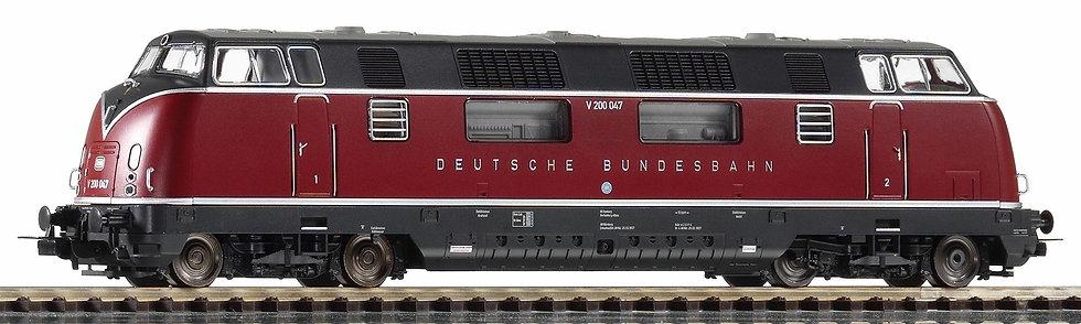 Piko 59701, Locomotora diésel V200.0, DB, época III [Digital AC]