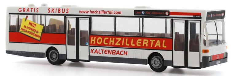 Rietze 71817, Mercedes-Benz O 405 Hochzillertal