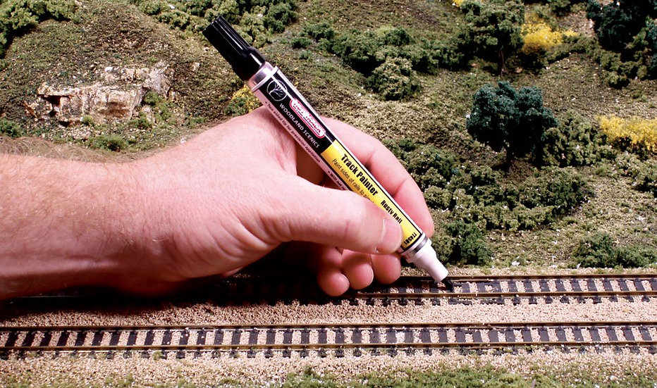 "Woodland Scenics 4580, Marcador para rieles ""Track Painter"""
