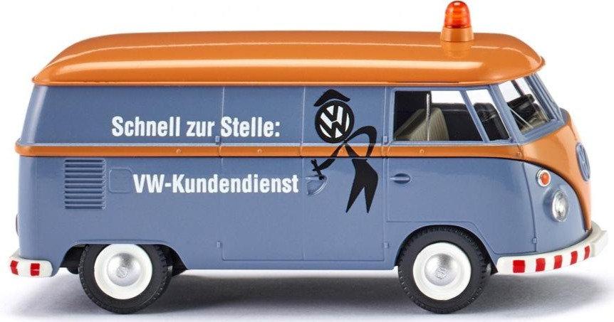 "Wiking 079727, VW T1 box van "" VW Kundendienst"""