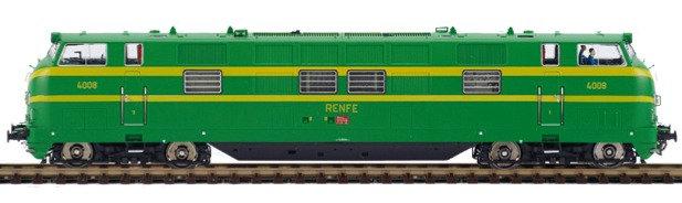 MABAR 81582. Locomotora 4008 Renfe