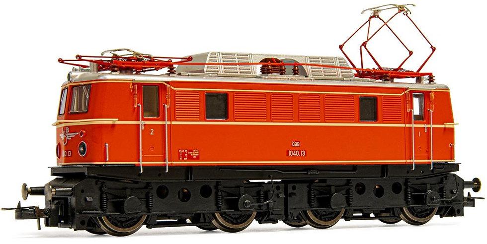 Rivarossi HR2820S, Locomotora eléctrica serie 1040, OBB, ép. IV [DCC + SONIDO]