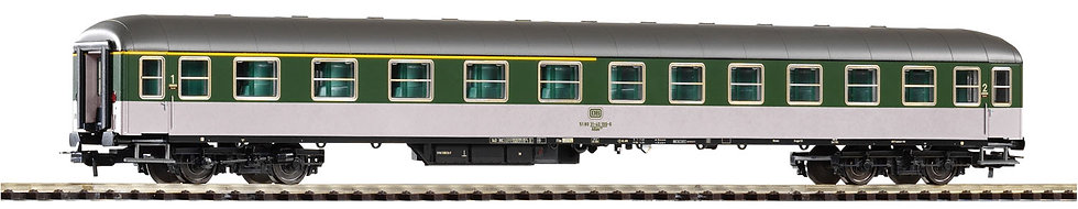 Piko 59633, Coche expreso UIC 1°/2° clase, DB, época IV