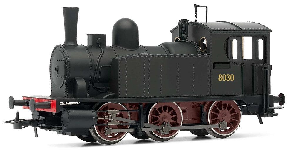 Lima HL2314, Locomotora a vapor italiana 8030, época III - VI