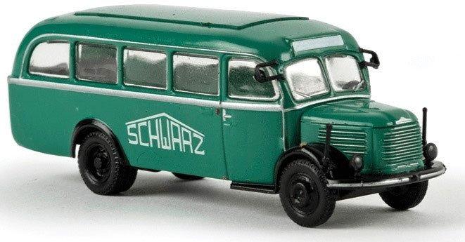 Brekina  58006, Steyr 380/I, Schwarzbau , Werkstattwagen