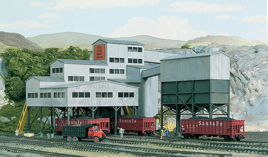 Walthers 3221, New River mining company