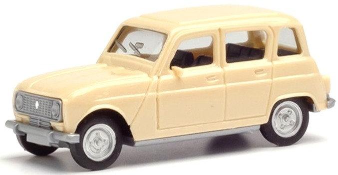 HERPA 20190-007,   Renault R4 Beige