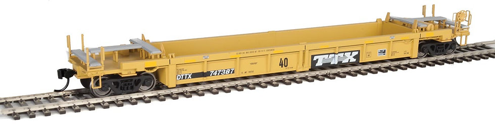 Walthers 5647, Thrall Rebuilt 40' Well Car