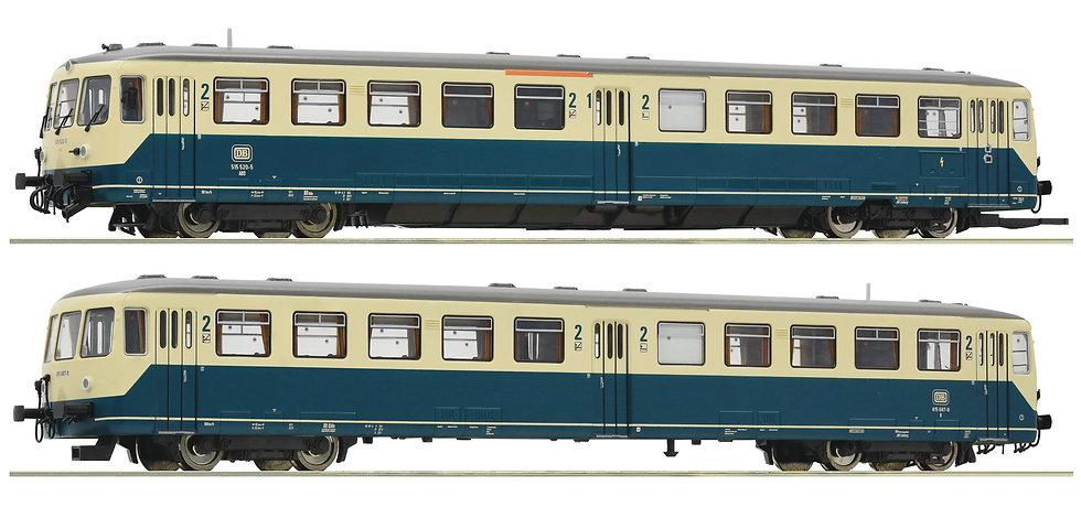 Roco 72082, Automotor clase 515, DB, época IV