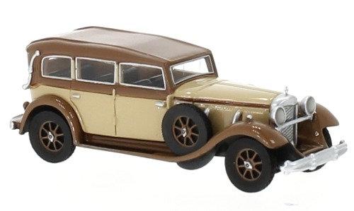 BOS 87726, Mercedes 770 (W07) Convertible, beige, RHD, 1930