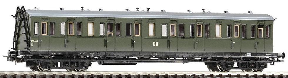 Piko 53213, Coche compartimento 2° clase, DR, época III