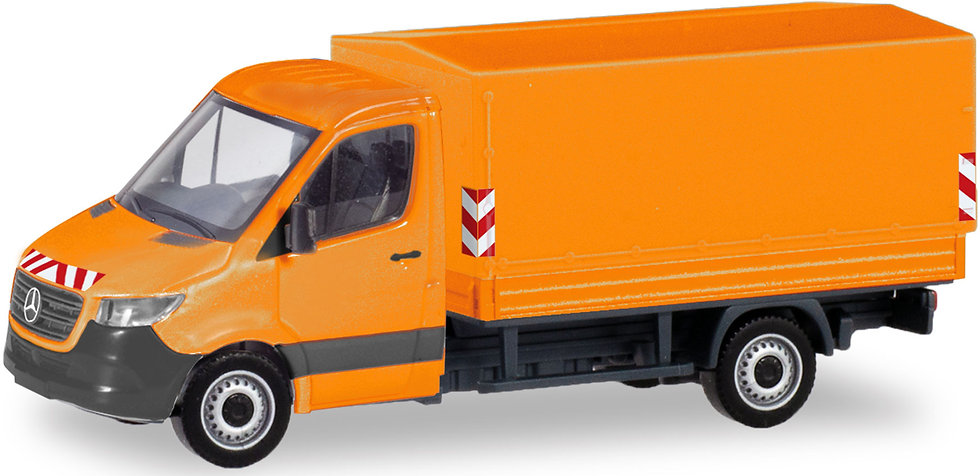 Herpa 095044, Mercedes-Benz Sprinter