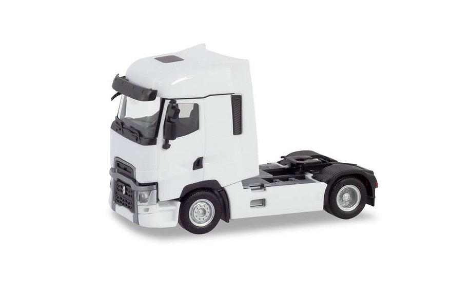 Herpa 310628,  Renault T (blanco)