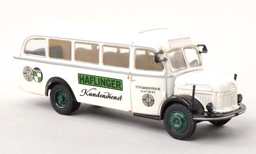 Brekina  58005, Steyr 380, Steyr Puch Haflinger (A, I Werkstattwagen
