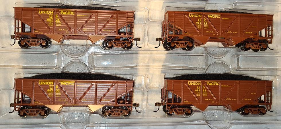 Athearn RND70918, Carro tipo Hopper doble descarga Union Pacific