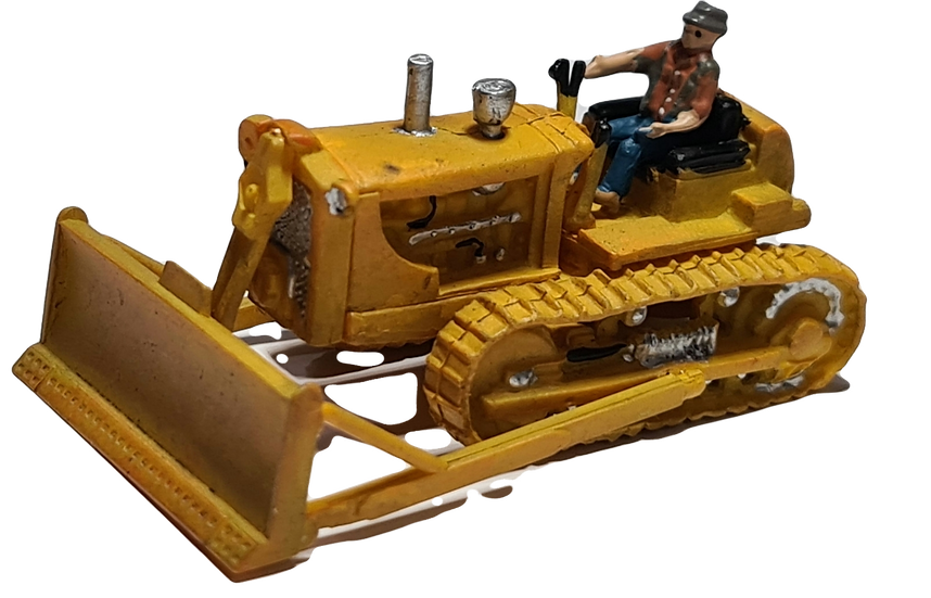 Woodland Scenics AS5562, Bulldozer