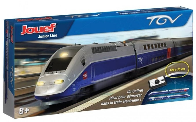 Jouef Junior HJ1061, Set de inicio SNCF Duplex TGV