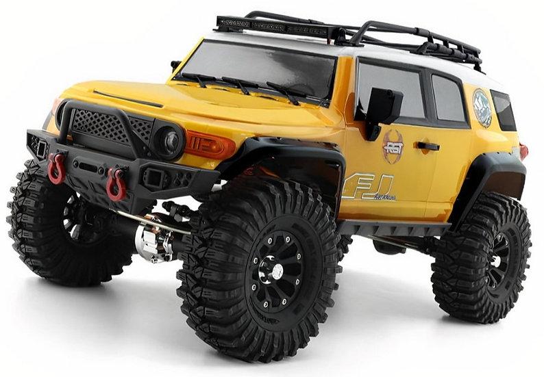 RGT 86120, 1/10 Crawler Desert Fox 4WD RTR, colores