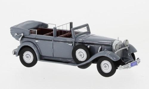 BOS 87560, Mercedes 770 (W07) Convertible, RHD, 1930