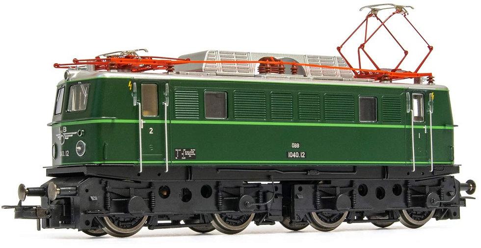 Rivarossi HR2819S, Locomotora eléctrica serie 1040, OBB, ép. III  [DCC + SONIDO]